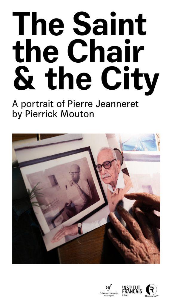 The Saint the Chair & the City, pierrick mouton
